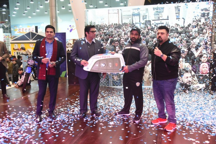 Packages Mall Hosts Pakistan's Biggest Shopping Festival