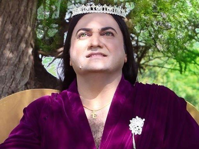 Taher Shah is Coming Back