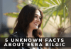 5 Unknown Facts About Halime Hatun (Esra Bilgiç)