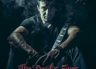 Vidal's The Devil's Eyes is OUT Now
