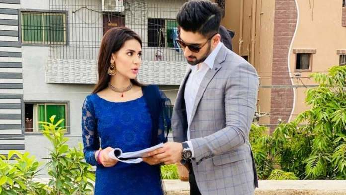 Madiha Imam & Muneeb Butt pairing up for 'Mujhe wida Kar' that highlights the impact of domestic abuse