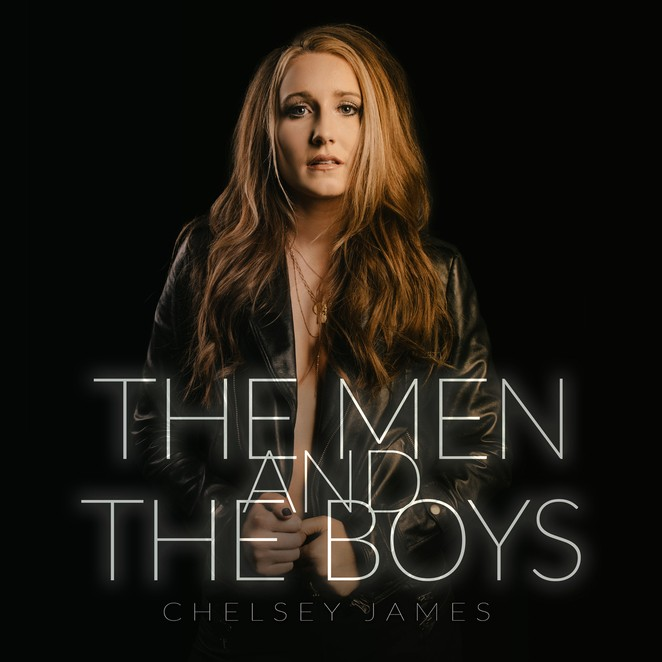 "Chelsey James Lays Down the Law with New Single ""The Men and the Boys"""