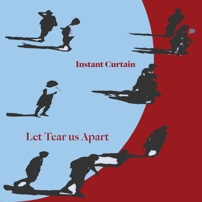 Instant Curtain – Reverse In The Sand