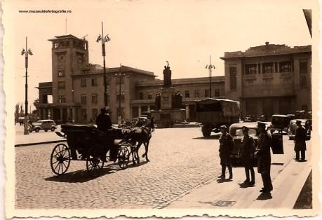 Gara de Nord din alt unghi.