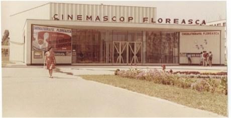 Cinema Floreasca, acum Clubul Cristal
