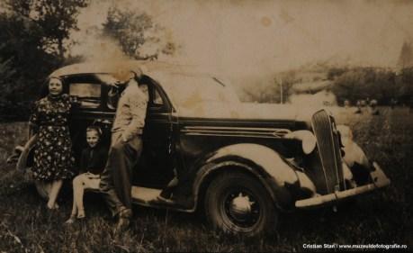 01 mai 1941 - Familia Titi Bogdasevici, Alexandria, Teleorman