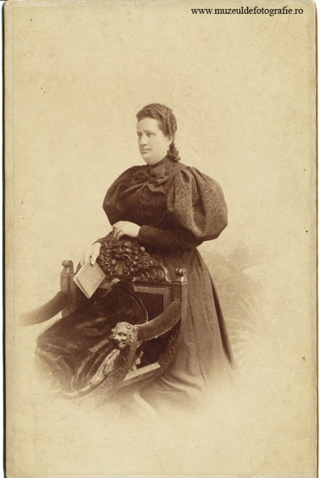 Imagine realizata la Atelierele Hof din Viena, nedatata