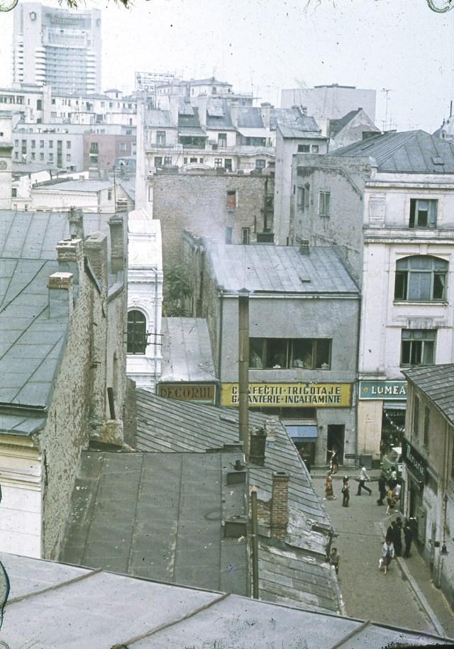 Centrul vechi, strada Smardan
