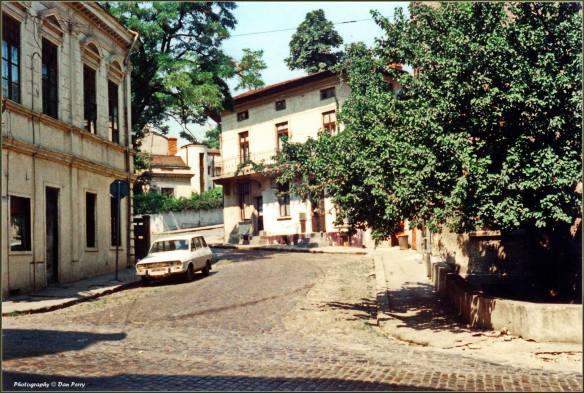 Strada Salvatorului, București, 1980