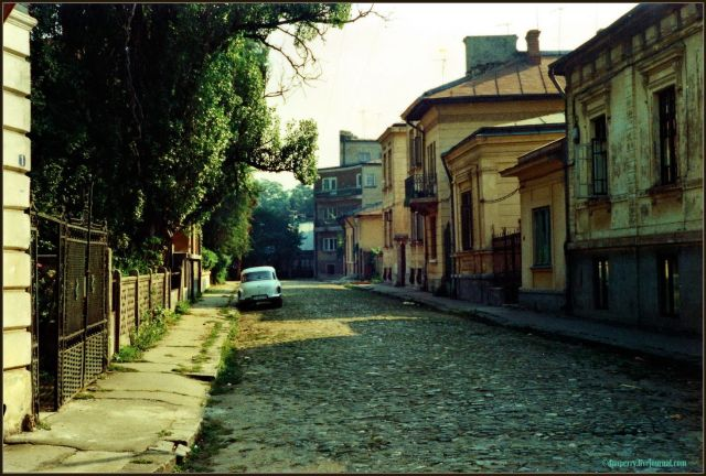 Strada Intrarea Libertății, București, 1980