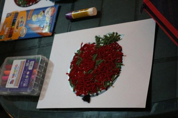 "Atelier practic ""Fructele toamnei"""