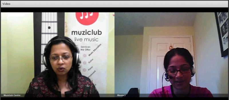 Learn online music class in Indian vocals with live tutor