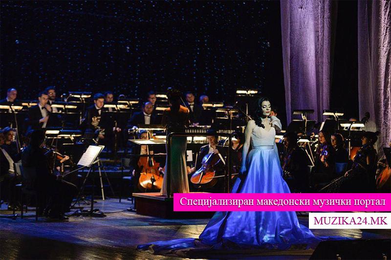 Андријана Јаневска со најава на нов албум и концерти низ светот