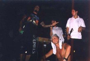 No Limits 1998 (foto: arhiv skupine)
