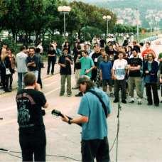Sensation@Koper (2000) Foto: KŠOK