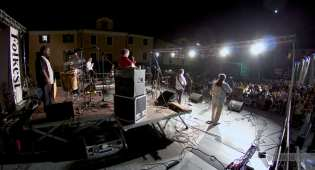 Folkest 2013: Inti-Illimani (foto: David Sosič)