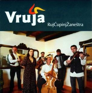 Vruja - RujĆupinjŽaneštra (2009)