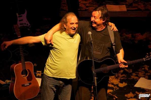 Mef in N.O.B @ Gledališče Koper 25.10.2013 (foto: Primož Mislej)