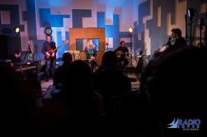 Anika Horvat @ Radio Live 5.2.2014 (foto: Alan Radin)