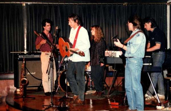 Drago Mislej Mef & Hišni band (foto: Robert Vatovec)