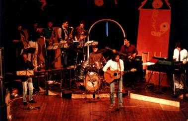 Drago Mlinarec & Hišni band (foto: Robert Vatovec)