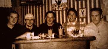 Made in - Obala na sceni 2001 (foto: arhiv skupine)