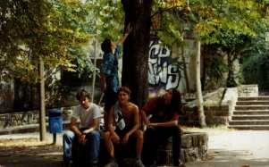 Backsliders (foto: arhiv skupine)