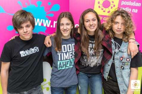 Teenagers (foto: Radio Capris)