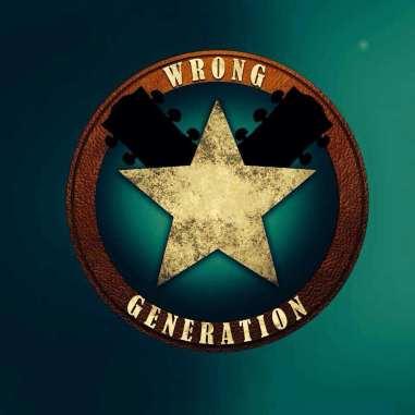 wrong generation logo