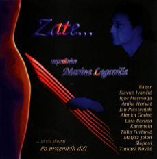 Marino Legovič - Zate - uspešnice Marina Legoviča (2000)