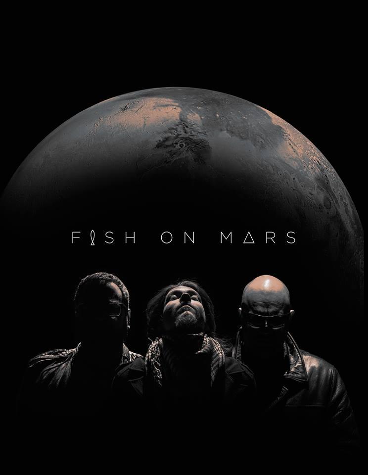Fish On Mars (foto: Jaka Varmuž)