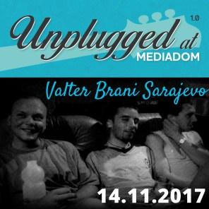 Valter Brani Sarajevo 14.11.2017 @ Mediadom Pyrhani Piran