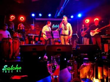Boštjan Velkavrh in BV Band (foto: arhiv B.Velkavrh)