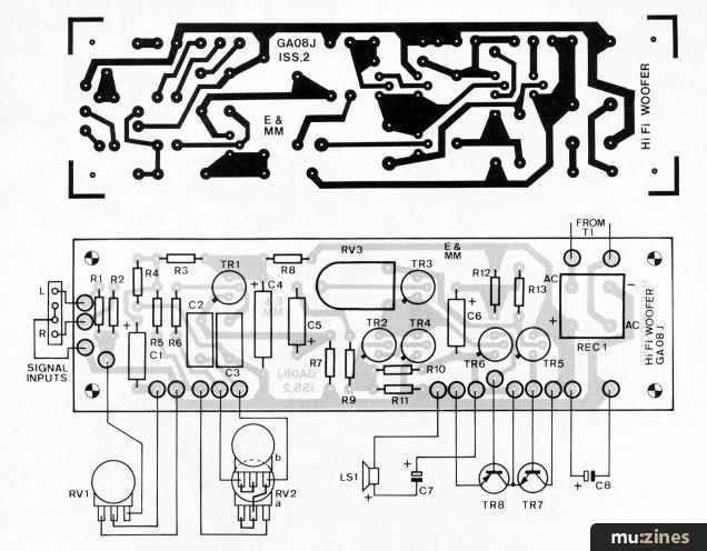 Hi-Fi Sub-Bass Woofer (EMM Mar 81)