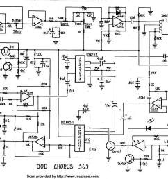 guitar effects schematics projects pedal schematic electronic motor control circuits chorus pedal [ 1138 x 822 Pixel ]