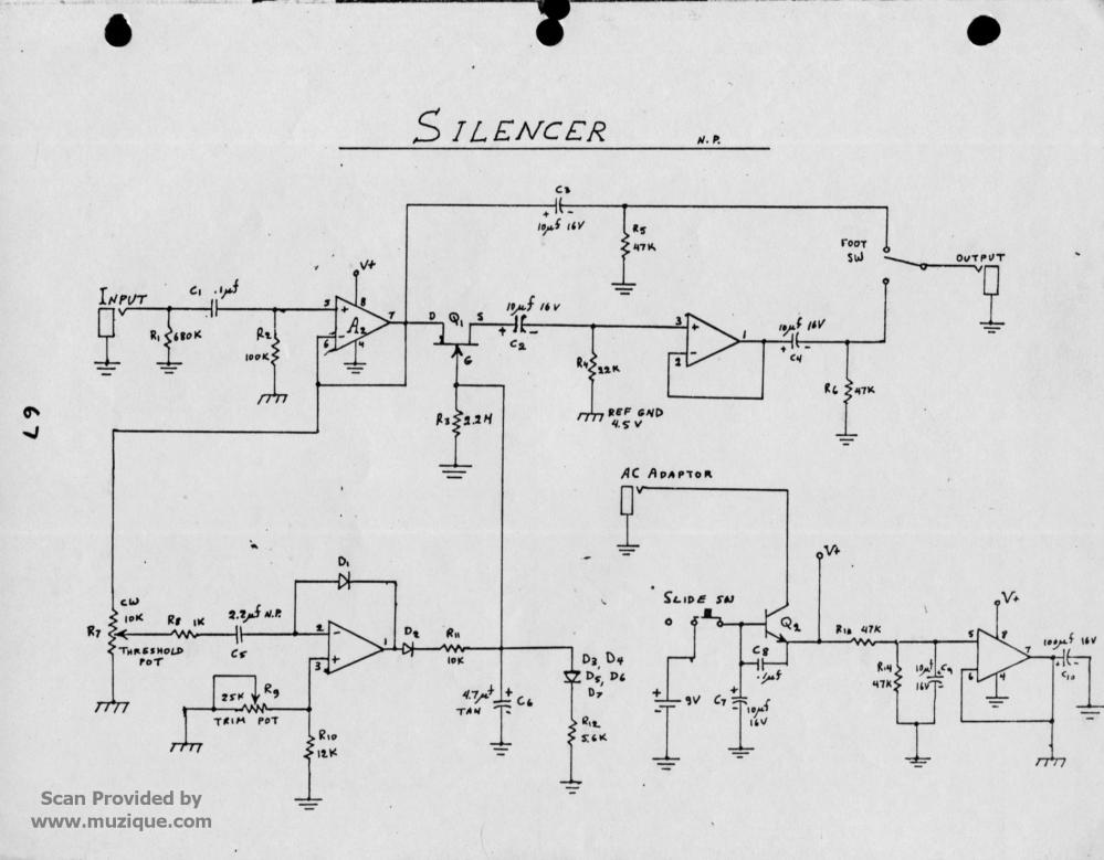 medium resolution of e h silencer