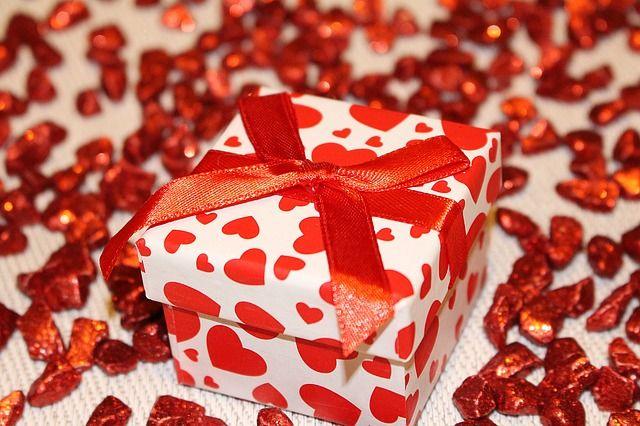 darčeky z lásky