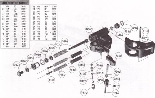 Zoraki HP01 Manual