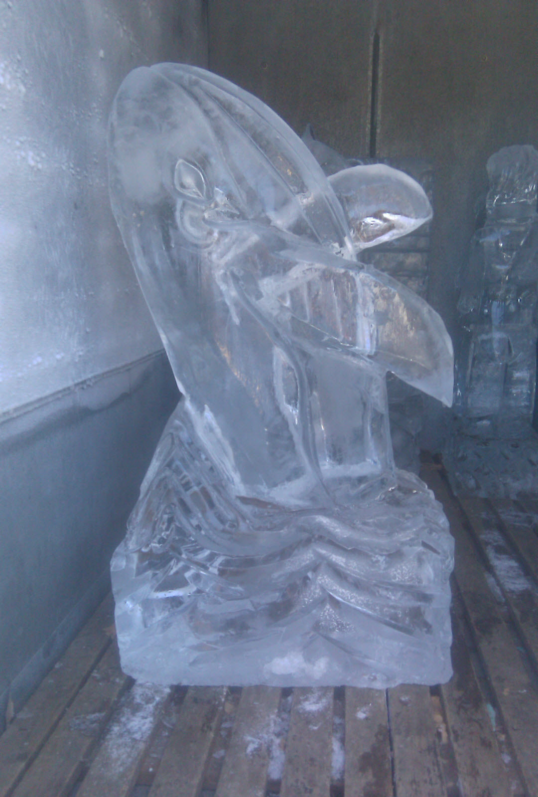 Muzzy Ice Service Ice Sculptures Ice Carvings For