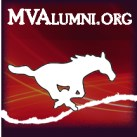 Logo for the Mount Vernon Community School District Alumni Association