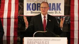 Michael Korchak, Broome County Assistant District Attorney