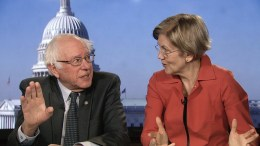 Sens, Sanders and Warren, 2020 Dem hopefuls