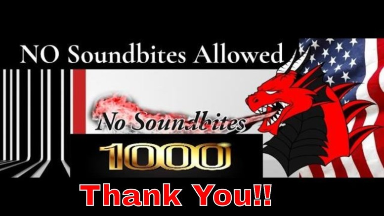 Celebrating our 1000th Youtube video