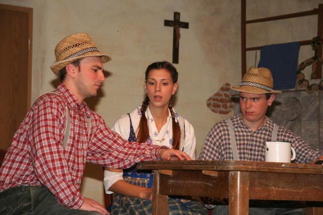 """Theaterstück 2015: """"Der Kohlhäus're Ihre Töchter"""""""
