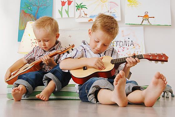Musikalische Früherziehung gestartet