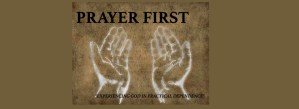 Prayer First (3)