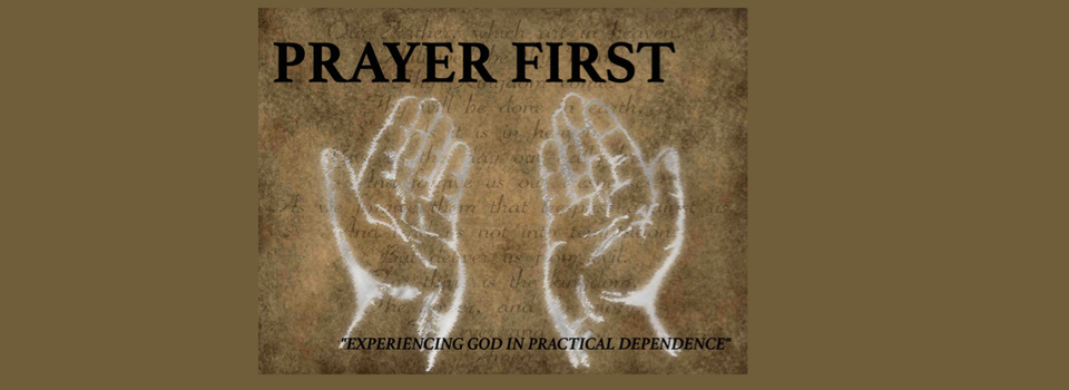 Prayer First (3)