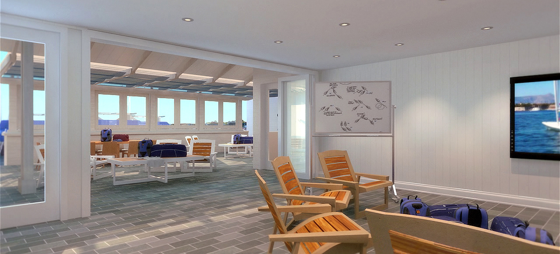 Newport Harbor Yacht Club MVE Architects