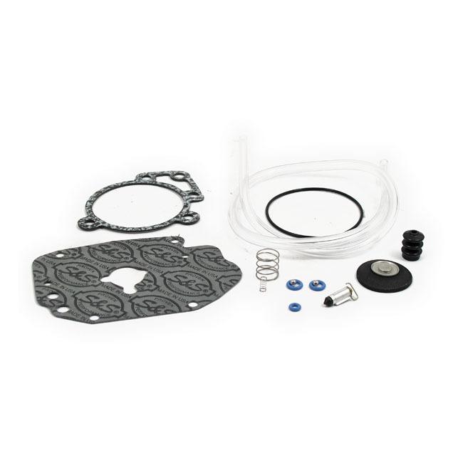 S&S Vergaser Dicht- Reparatursatz Super E, G Harley Shovel