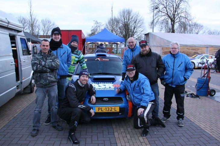 Het MvH Rallysport team